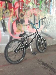 Lots time and money into this Bmx