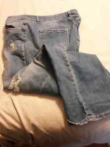 size 20 ladies jeans
