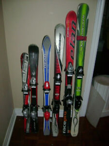 parabolic downhill skis for boys