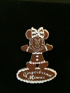 Disney Auctions Gingerbread Set of Trading Pins LTD ED 100 Cambridge Kitchener Area image 3