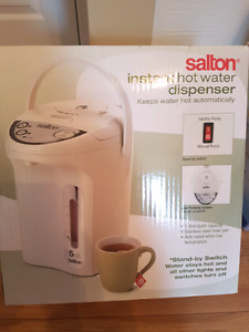 Salton Instant Hot Water Dispenser