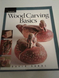 Book on Wood Carving Basics