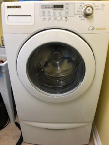 DRYER SAMSUNG- excellent working order with $200 base