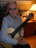 David Letkemann has room for classical guitar students