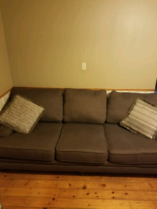 Super king couch and chair