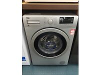 Ex-Display Beko 7kg A+++ Silver Washing Machine £225