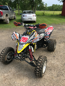 ltz 400 , $6000 or trade for motocross