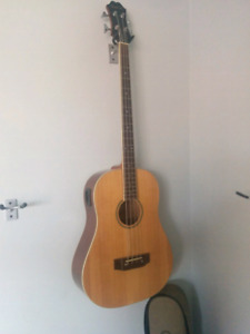 Epiphone Acoustic Electric Bass