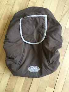 Cozy Cover - Winter car seat cover