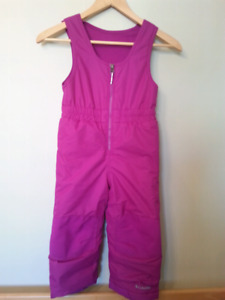 BRAND NEW Columbia Girls 4T Snow pants