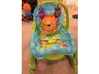 Fisher price discover n grow rocker