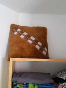 Coussin Chubacca