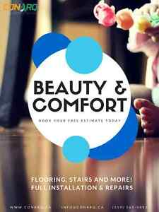 Bring Beauty & Comfort to your Home: call us for a free estimate Kitchener / Waterloo Kitchener Area image 1