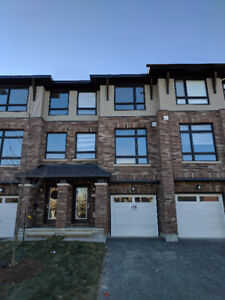 For Rent Barrhaven Brand New 3 Bedrooms 2.5 Bathrooms Townhouse