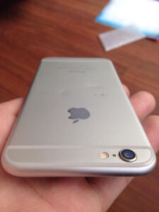 IPHONE 6 16GB SILVER - UNLOCKED - Freedom mobile works
