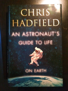 Hardcover: An Astronaut's Guide to Life
