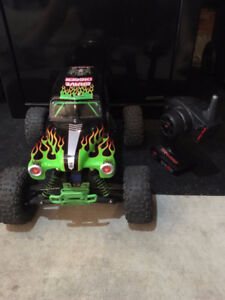 RC Trucks, Bodies, Batteries and Parts