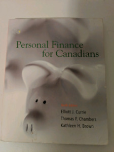 Personal Finance Textbook - MSVU Library