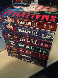 Selling Smallville Seasons 1-6 $5 Each, All 6 for $25