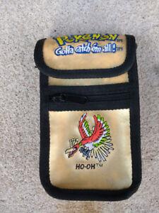 Pokemon Nintendo DS Lite Case - Gold