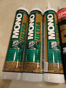 All New Tubes Of Lepage and Mono Adhesives and Sealants $4 plus Kitchener / Waterloo Kitchener Area image 4