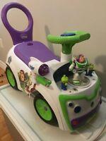 Buzz lightyear car