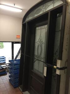 Steel Insulated Swinging Double Door