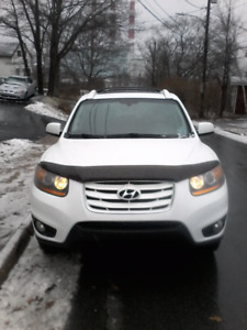 2010 Hyundai Santa fe. Limited. Fully loaded