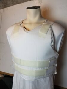 Bullet Proof Vest / Covert Armor Level IIIA (Concealable Vest)