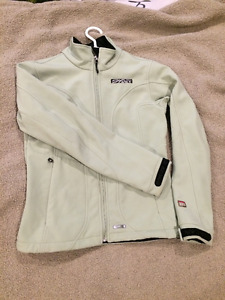 Spyder Light Green Ski Jacket
