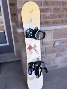 Firefly Lara board package 142cm
