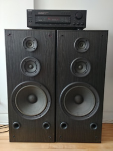 Speakers and amplifier !