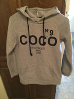 Coco Chanel hoodie