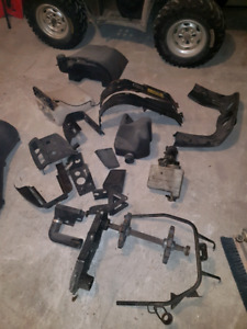 skidoo safari parts