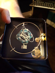 Doctor who charm braclet