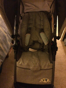Selling safety1st stroller, carseat and base Windsor Region Ontario image 1
