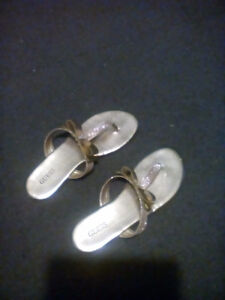 Authentic GUESS Flip Flops Size 9 (BRAND NEW!!!)