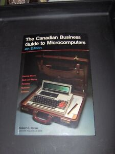 Computer Nostalgia : The Cdn. Business Guide to Microcomputers
