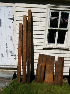 Barn wood Douglas fir various sizes