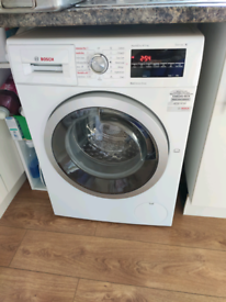 Washer dryer Bosch EcoSilence drive serie 6 washing machine and dryer
