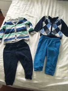 Boys 12-18mnth H&M outfits EUC Kitchener / Waterloo Kitchener Area image 1