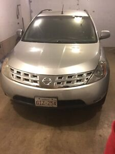 2005 Nissan Murano (need tranny) Make an offer