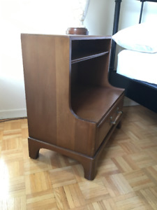 Night Stand (Solid Wood)