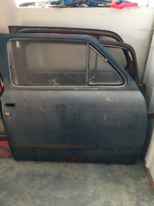 49 ford coupe doors mint shape