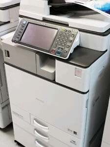 RICOH MP C2002 COPY MACHINE SCANNER PRINTER COPIER PHOTOCOPIER