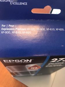 New EPSON ink cartridges.  $10.00 for all