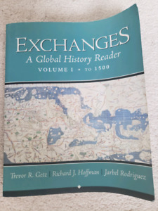 Exchanges A global History Reader