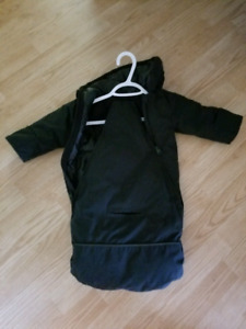 2 infant winter coats