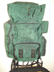Large Camp Trails Camping / Hiking Backpack