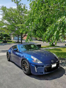 2017 Nissan 370Z base coupe(low payment and buy out)